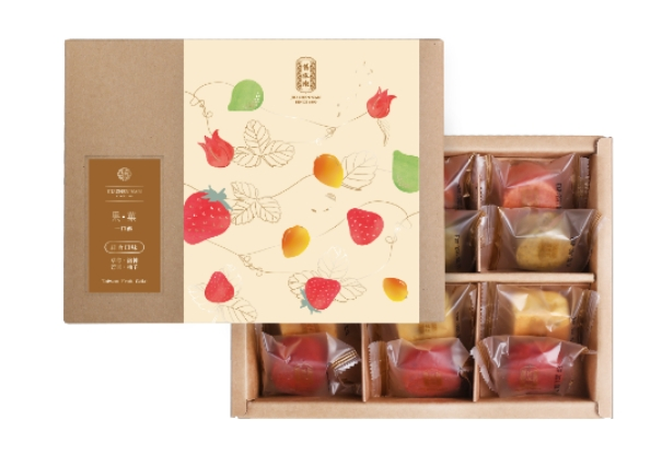 Fruit Pastry Gift Box