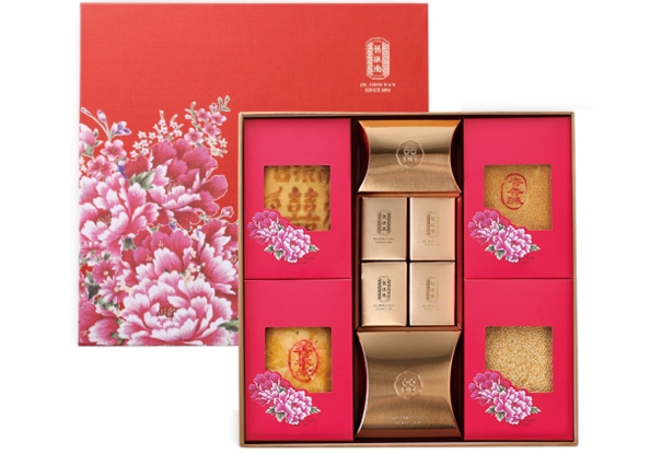 Peony Wedding Gift Box (Comprehensive)